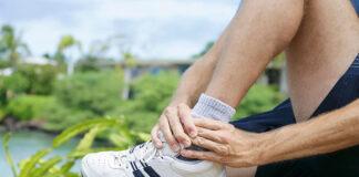 Skręcenie kostki a problemy z innymi stawami